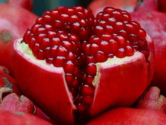 Organic-pomegranate